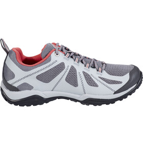 Columbia Peakfreak XCRSN II XCEL Low Outdry Chaussures Femme, ti grey steel/sunset red
